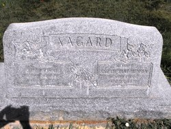Sarah Jane <i>Jensen</i> Aagard