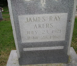 James Ray Akers