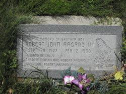 Robert John Bob Aagard, I