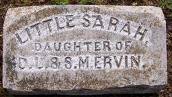 Sarah Ervin