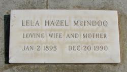 Lela Hazel <i>Waite</i> McIndoo