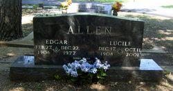 Lucile <i>Foster</i> Allen