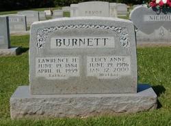 Lucy Anne <i>Swin</i> Burnett