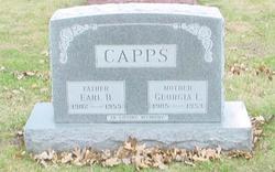 Earl Benson Capps