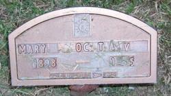 Mary Octavia Adams