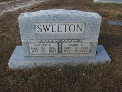Marie R <i>Reid</i> Sweeton