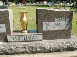 William John Barthman