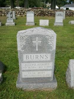 Elsie Mary Burns