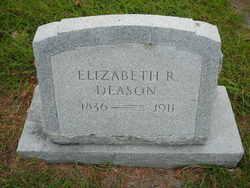 Elizabeth R Deason