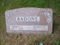 Frances R <i>Kasper</i> Badone