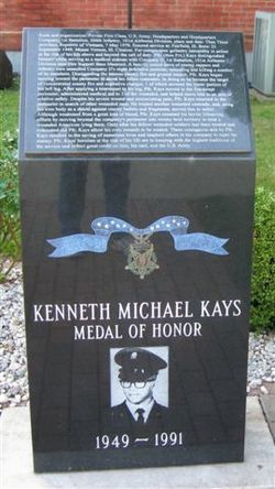 Kenneth Michael Kays