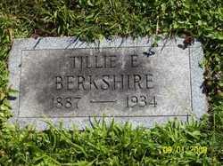 Tillie E Berkshire