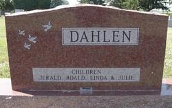 Harold B Dahlen