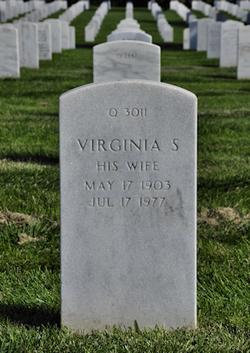 Virginia S Smith