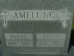 Catherine <i>Meyer</i> Amelung