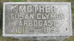 Susan <i>Clymer</i> Arbogast