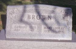 Mary E. Dolly <i>Blackwell</i> Brown