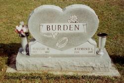 Flossie Marie <i>Dukes</i> Burden