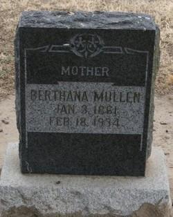 Bethana <i>Bartlett</i> Mullen