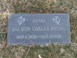 Joseph Don Carlos Young
