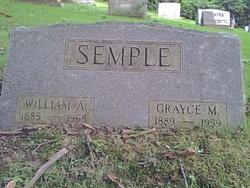 William Alexander Bill Semple, Jr