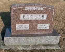 Maria Caroline Wilhelmine <i>Roell</i> Bocher