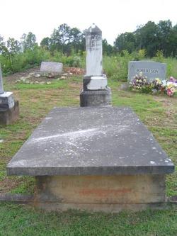 Pvt James Madison Fant