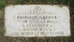 Donald Frederick Stack