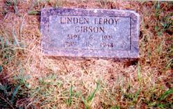 Linden Leroy Gibson
