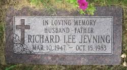 Richard Lee Jevning