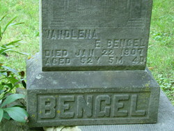 Vandelena B <i>Eshleman</i> Bengel