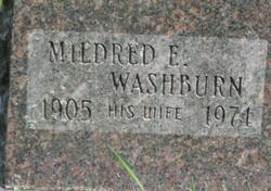 Mildred E <i>Washburn</i> Manchester