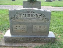 Henry H Featherston