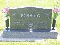 Hanley M Banning