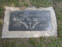 Mary Margaret <i>Timm</i> Dedon