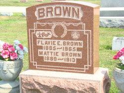 Flavie Ernest Brown