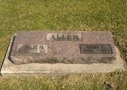 Phillip H Allen