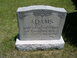 Margaret Ellen <i>Johnston</i> Adams