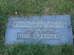 Kate <i>Clough</i> Ashley