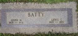 Edith Nora <i>Jackson</i> Batty