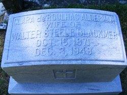 Clara Deroulhac <i>Alderman</i> Blackmer
