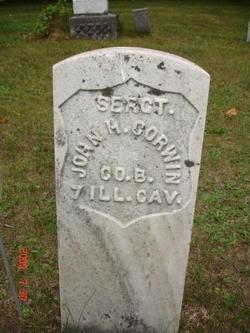 Sgt John H Corwin