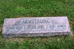Frances <i>Green</i> Armstrong