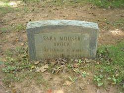 Sara <i>Mouser</i> Brock