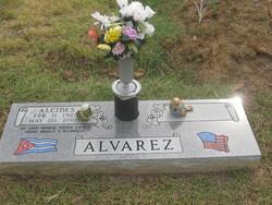 Alcides Alvarez