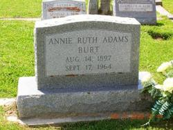 Annie Ruth <i>Porter</i> Burt