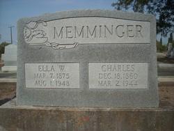 Ella W. Memminger