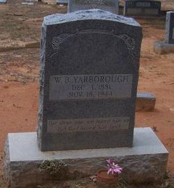 William Burns Yarborough, Jr
