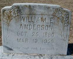 William Elbert Anderson
