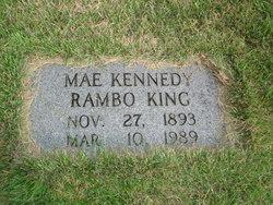 Mae Kennedy <i>Rambo</i> King